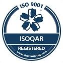 ISOQAR 9001 Registered